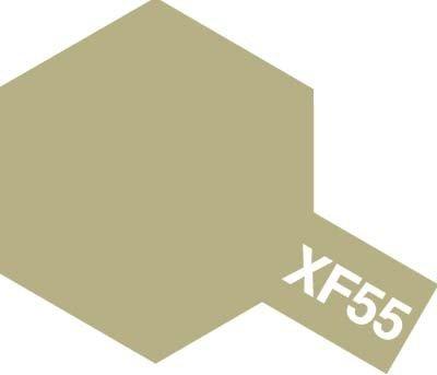 Tamiya XF55 Deck Tan (81755) Acrylic paint 10ml