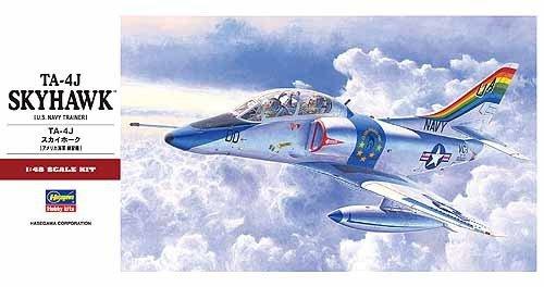Hasegawa PT43 TA-4J Skyhawk (1:48)