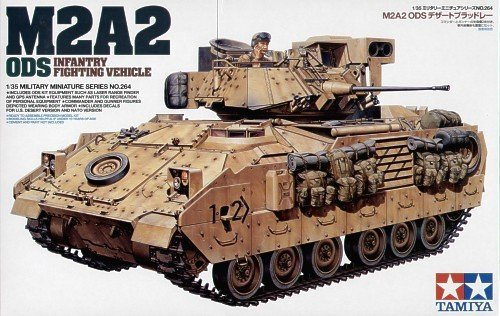 Tamiya 35264 M2A2 ODS Infantry Fighting Vehicle (1:35)