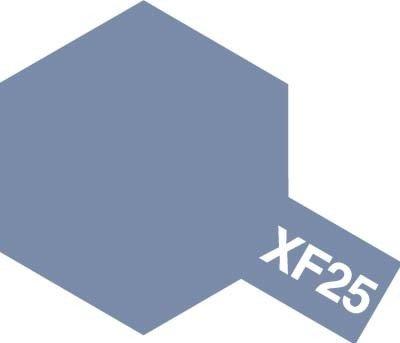 Tamiya XF25 Light Sea Grey (81725) Acrylic paint 10ml
