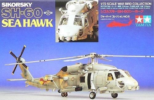 Tamiya 60706 SH-60 Sea Hawk (1:72)
