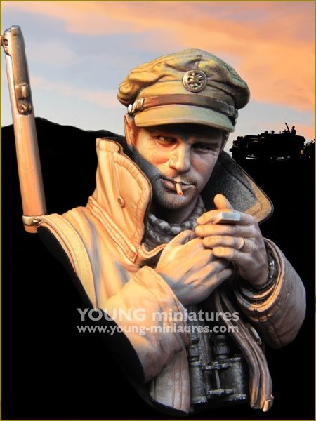 Young Miniatures YM1888 British LRDG 1942 Wanderers of the Sunset 1/10
