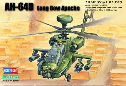 Hobby Boss 87219 AH-64D Apache Longbow (1:72)
