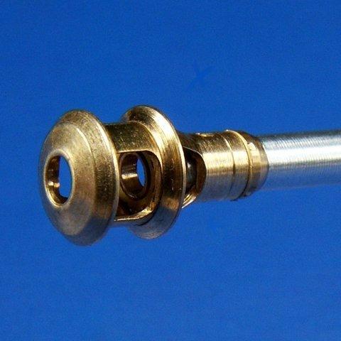 RB Model 1:35 7.5cm KwK 40 L/48 (późna wersja) (35B40)
