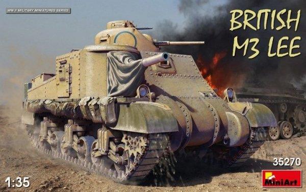 MiniArt 35270 British M3 Lee 1/35