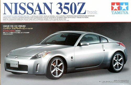 Tamiya 24254 Nissan 350Z (Track) (1:24)