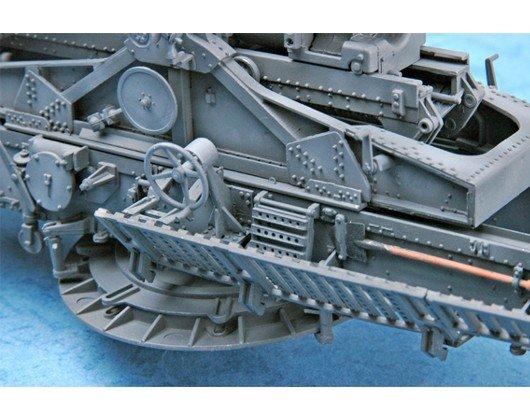 Trumpeter 02313 German 17cm Kanone 18 Heavy Gun (1:35)