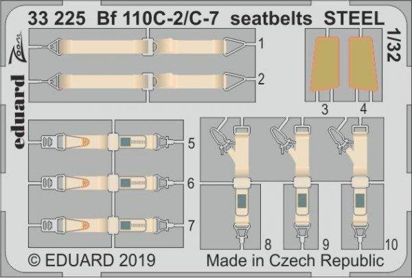 Eduard BIG33106 Bf 110C-2 1/32 REVELL