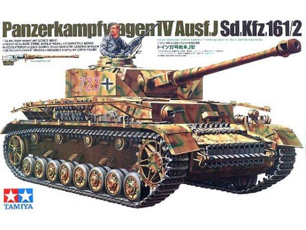 Tamiya 35181 Panzer IV Ausf.J (1:35)