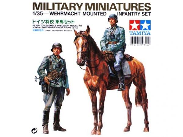 Tamiya 35053 German Mounted Inf. (1:35)