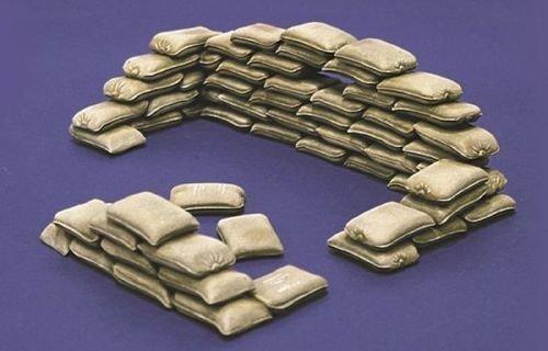 Italeri 0406 Sandbags (1:35)