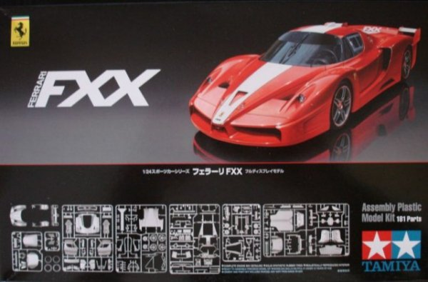 Tamiya 24292 Ferrari FXX (1:24)