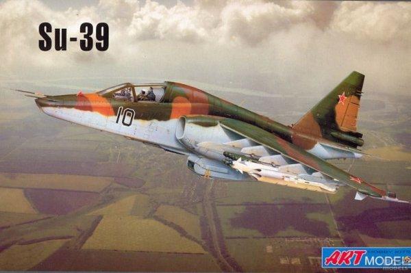 Art Model 7217 Sukhoi Su-39 1/72