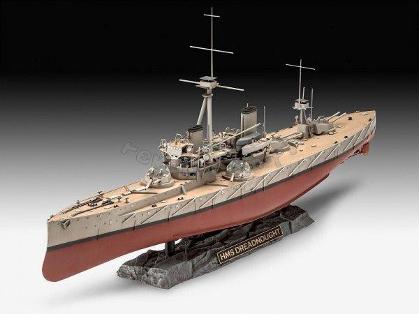 Revell 05171 HMS Dreadnought 1/350