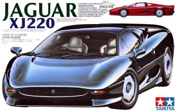 Tamiya 24129 Jaguar XJ220 (1:24)
