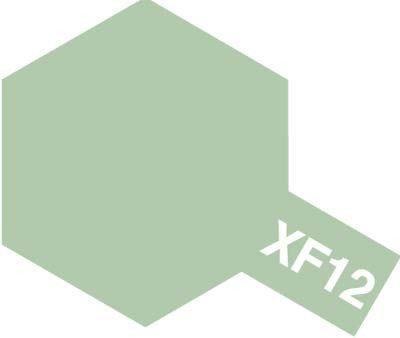 Tamiya XF12 J.N. Grey (81712) Acrylic paint 10ml