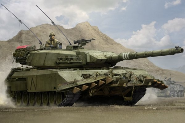 Leopard C2 MEXAS with TWMP