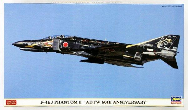 "Hasegawa 02191 F-4EJ Phantom II ""ADTW 60th Anniversary"" 1/72"