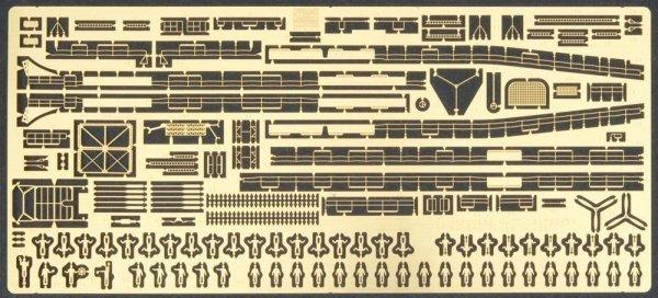 Hasegawa QG10 (72110) IJN Destroyer Yukikaze 1/350