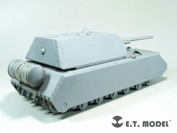 """E.T. Model E35-287 WWII German Super Tank """"MAUS"""" For TAKOM 1/35"""