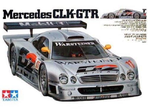 Tamiya 24195 Mercedes CLK-GTR (1:24)