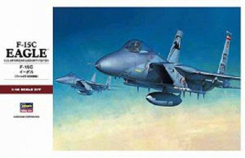 Hasegawa PT49 F-15C Eagle (1:48)
