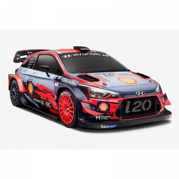 Mr. Paint MRP-C018 Hyundai i20 WRC 30ml