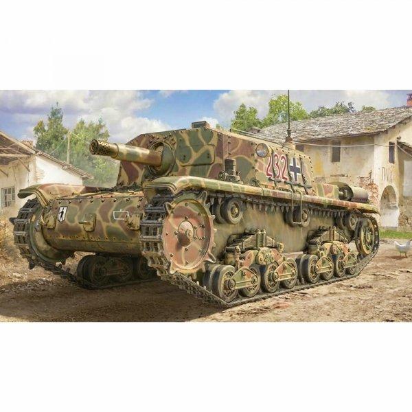 Tamiya 37029 Semovente M42 DA75/34 German Army 1/35