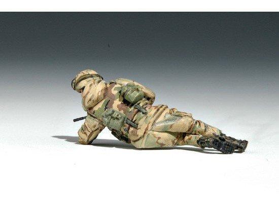 Trumpeter 00410 US101st Airborne Division Crew (1:35)