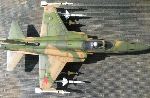 Hasegawa B3 F-20 Tigershark (1:72)