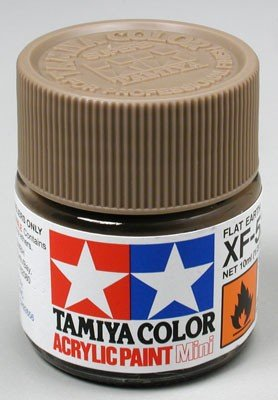 Tamiya XF52 Flat Earth (81752) Acrylic paint 10ml