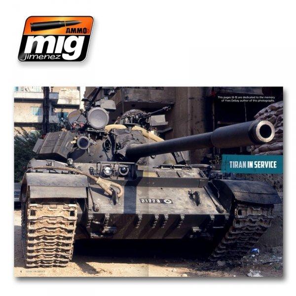 AMMO of Mig Jimenez 6000 TIRAN in lebanese wars (English Version)