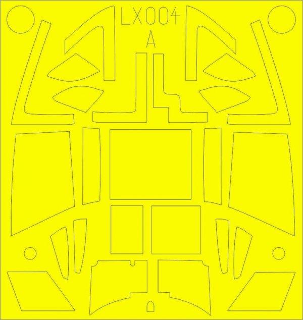 Eduard LX004 Mosquito FB Mk. VI TFace AIRFIX 1/24