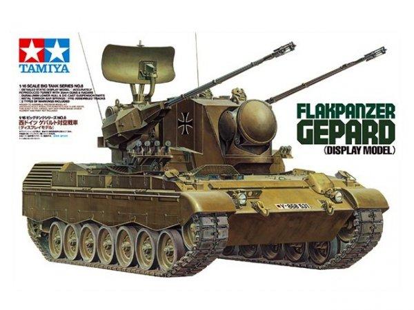Tamiya 35099 Flakpanzer Gepard (1:35)