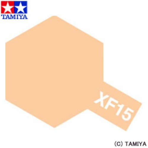 Tamiya XF15 Flat Flesh (81715) Acrylic paint 10ml