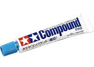 Tamiya 87069 Polishing Compound (fine)
