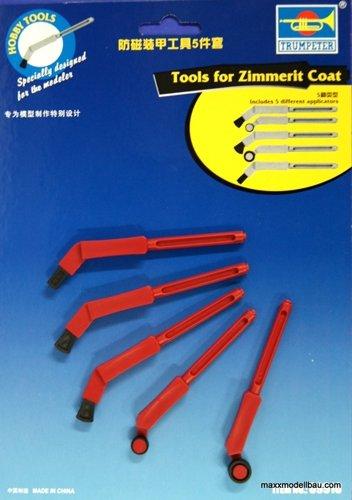 Trumpeter 09916 Tools for Zimmerit Coat