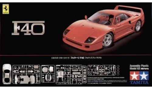 Tamiya 24295 Ferrari F40 (1:24)
