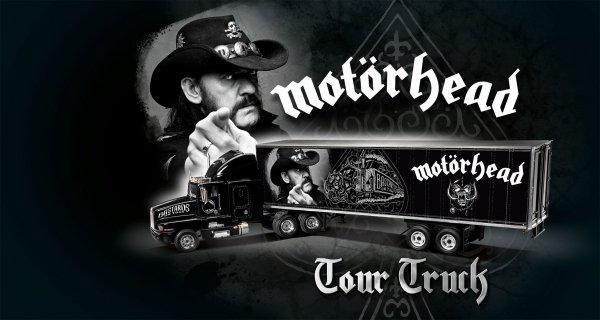 """Revell 07654 Tour Truck """"Motörhead"""" 1/32"""