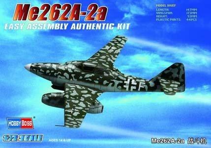 Hobby Boss 80248 Me262 A-2a Bomber (1:72)