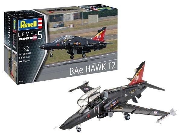 Revell 03852 BAe Hawk T2 1/32