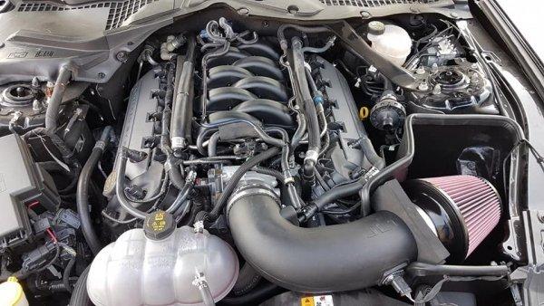 JLT Dolot powietrza / filtr Ford Mustang 2010-14 z silnikiem V8 5.0