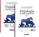 Fizjologia zwierząt domowych tom 1 + tom 2