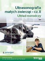 Ultrasonografia małych zwierząt Część 2 DVD Układ Rozrodczy