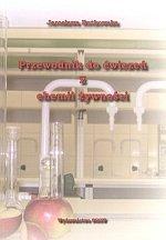 Przewodnik do ćwiczeń z chemii żywności