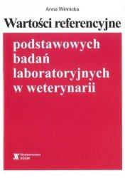 Wartości referencyjne podstawowych badań laboratoryjnych w weterynarii