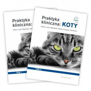 Praktyka kliniczna Koty Tom 1 i 2