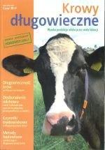 Krowy długowieczne Wysoka produkcja mleka przez wiele laktacji