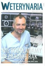 Miesięcznik Weterynaria Numer 2015/9