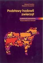 Podstawy hodowli zwierząt Przewodnik do ćwiczeń Pawlina